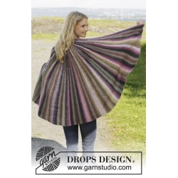 Image of   Stellar by drops design one-size drops delight garn sjal