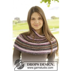 Image of   Canyon rose by drops design s-xxxl. drops big delight garn