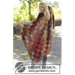 Domino by drops design one-size drops big delight garn drops 156 kit