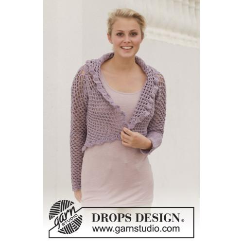 Lila Sun by DROPS Design S-XXXL DROPS BIG MERINO