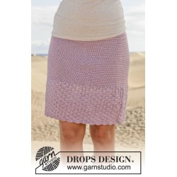 Valeria Del Mar by DROPS Design S-XXXL DROPS COTTON VISCOSE