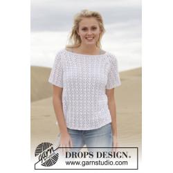 Malena by DROPS Design S -XXXL DROPS SAFRAN