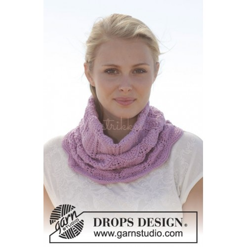 Always Lovely by DROPS Design One-size DROPS COTTON MERINO