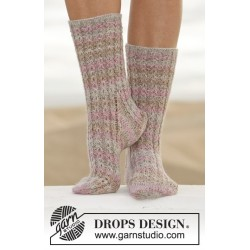 Mable's Cables by DROPS Design 35-43 DROPS FABEL