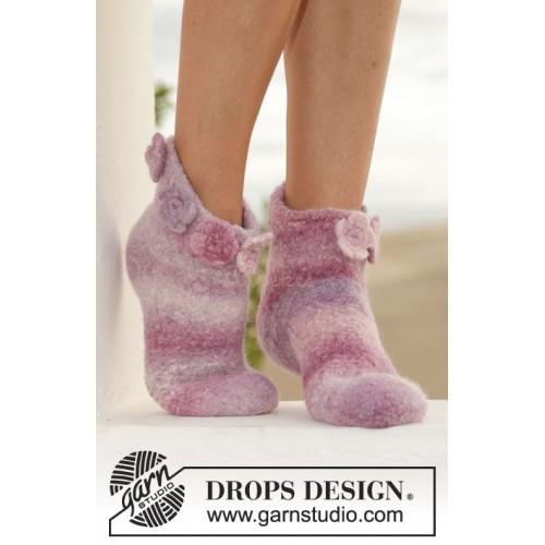 Rosalie by DROPS Design 35-44 DROPS BIG DELIGHT