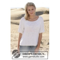 Summer Lights by DROPS Design S-XXXL DROPS PARIS