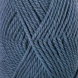 Drops Alaska UNI farve 57 jeansblå