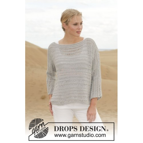Mistral by DROPS Design S-XXXL DROPS COTTON LIGHT
