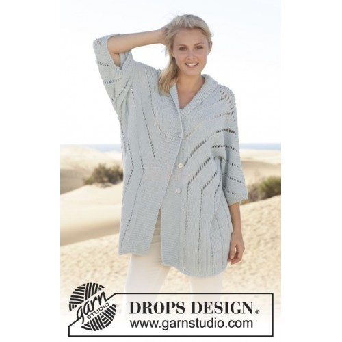 Nadia by DROPS Design S-XXXL DROPS PARIS