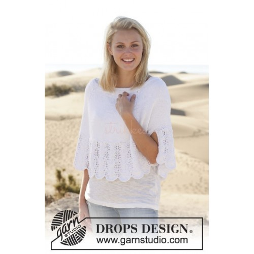 Felicity by DROPS Design S-XXXL DROPS COTTON LIGHT