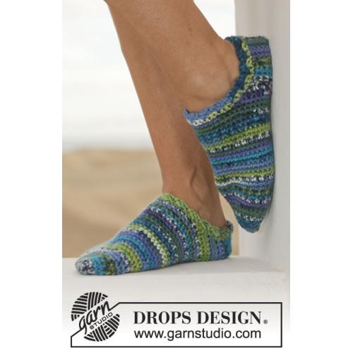 Jump for Joy by DROPS Design 35-44 DROPS BIG FABEL