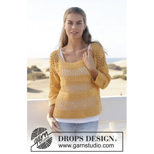 Amber by DROPS Design S-XXXL DROPS COTTON LIGHT