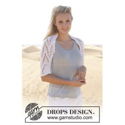 Such A Doll by DROPS Design S-XXXL DROPS SAFRAN