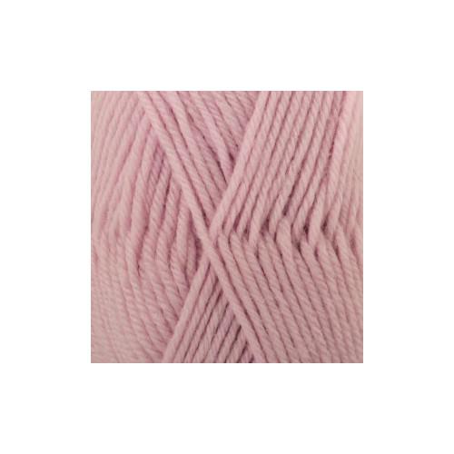 Drops Karisma UNI farve 66 lys støvet rosa