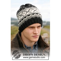 Reynald by DROPS Design One-size DROPS KARISMA