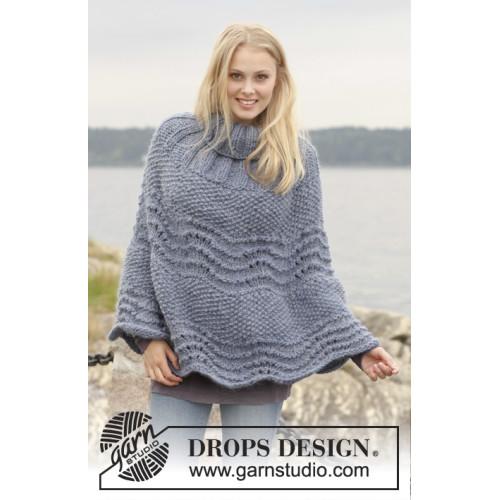 Ronja by DROPS Design S -XXXL DROPS ESKIMO