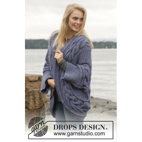 Barroque by DROPS Design S-XXXL DROPS ALASKA