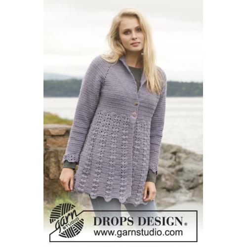 Lavender Mist by DROPS Design S-XXXL DROPS KARISMA