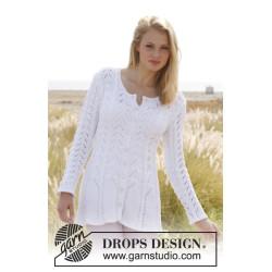Rosalinde by DROPS Design S-XXXL DROPS MUSKAT