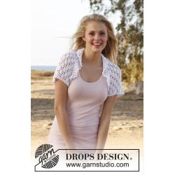 Gwendolyn by DROPS Design S-XXXL DROPS COTTON VISCOSE