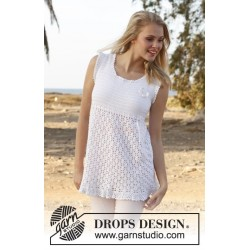Yasmin by DROPS Design S-XXXL DROPS COTTON VISCOSE