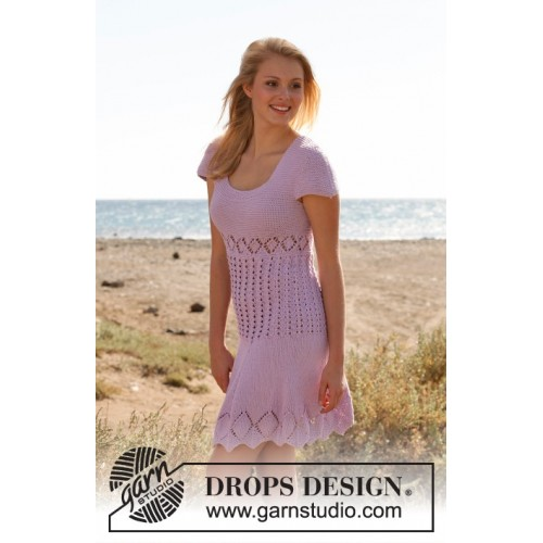Emma by DROPS Design S-XXXL DROPS COTTON LIGHT