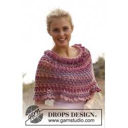 Mia by DROPS Design S-XXXXL DROPS BIG DELIGHT
