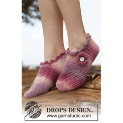 Ruby by DROPS Design 35-43 DROPS BIG DELIGHT