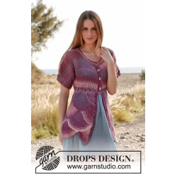 Evelyn by DROPS Design S-XXXL DROPS DELIGHT