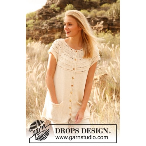 Liv by DROPS Design S-XXXL DROPS COTTON LIGHT