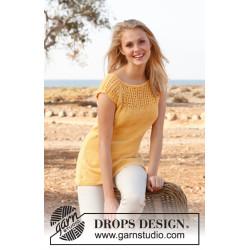 Sunny by DROPS Design S-XXXL DROPS MUSKAT