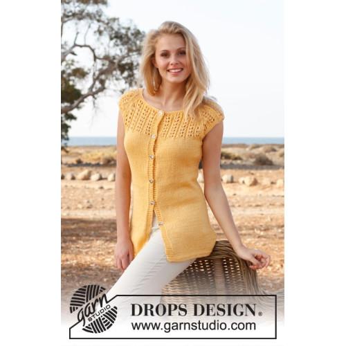Vanilla by DROPS Design S-XXXL DROPS MUSKAT