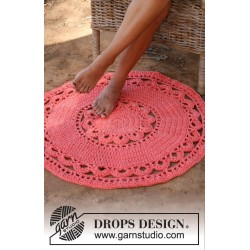 Edith by DROPS Design One-size DROPS PARIS