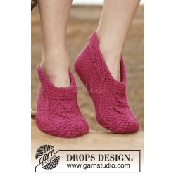 Jane by DROPS Design 35-43 DROPS FABEL