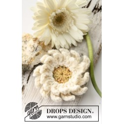 Gerbera by DROPS Design One-size DROPS PARIS