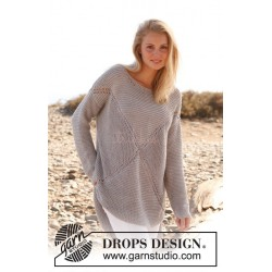 Hugs and kisses by DROPS Design S-XXXL DROPS PARIS