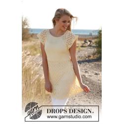 Anette by DROPS Design S-XXXL DROPS MUSKAT