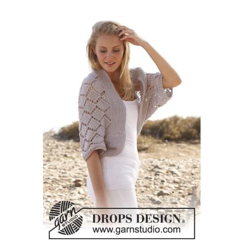 Cassie by DROPS Design S -XXXL DROPS BIG MERINO