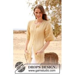 Vintage lace by DROPS Design S-XXXL DROPS ALPACA