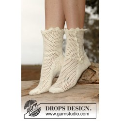 Lisbeth by DROPS Design 35-43 DROPS FABEL