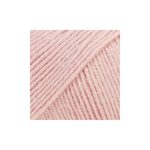 Drops Cotten Merino UNI farve 05 støvet rosa