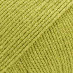 Drops Cotton Merino UNI farve 10 pistacie