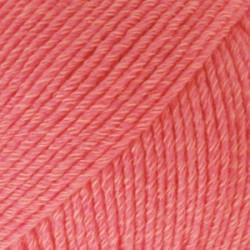 Drops Cotton Merino UNI farve 13 koral