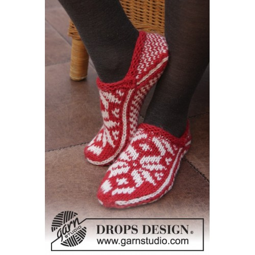 Holly Jolly Steps by DROPS Design 35-43 DROPS NEPAL