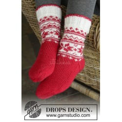 Merry & Warm by DROPS Design 32-43 DROPS KARISMA