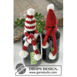 North Pole Pals by DROPS Design One-size DROPS NEPAL