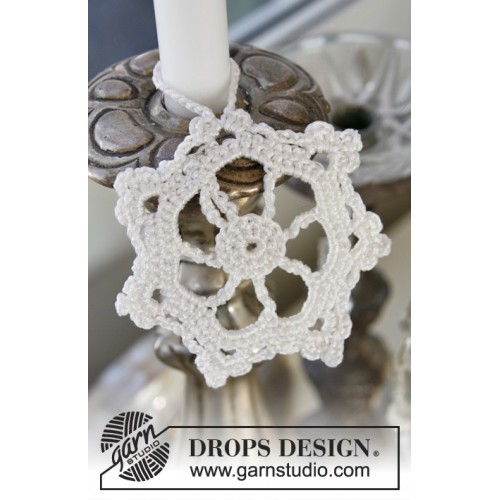 DROPS Extra 0-867 by DROPS Design ca 10 cm i diameter DROPS COTTON VISCOSE