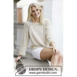 Sandy Shore by DROPS Design S-XXXL DROPS BELLE