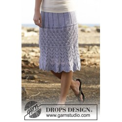 Spring Break by DROPS Design S-XXXL DROPS BELLE