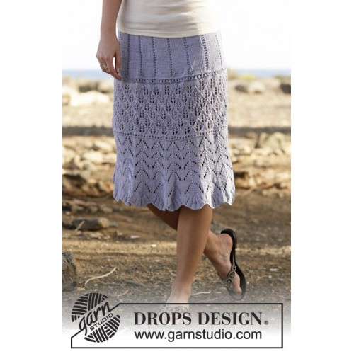 Spring Break by DROPS Design S-XXXL DROPS MUSKAT